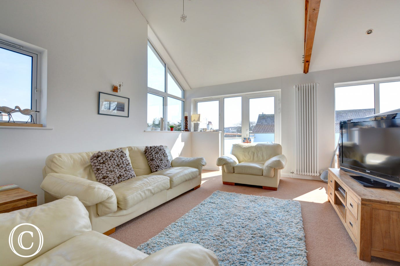 A great family self catering property with open plan living space