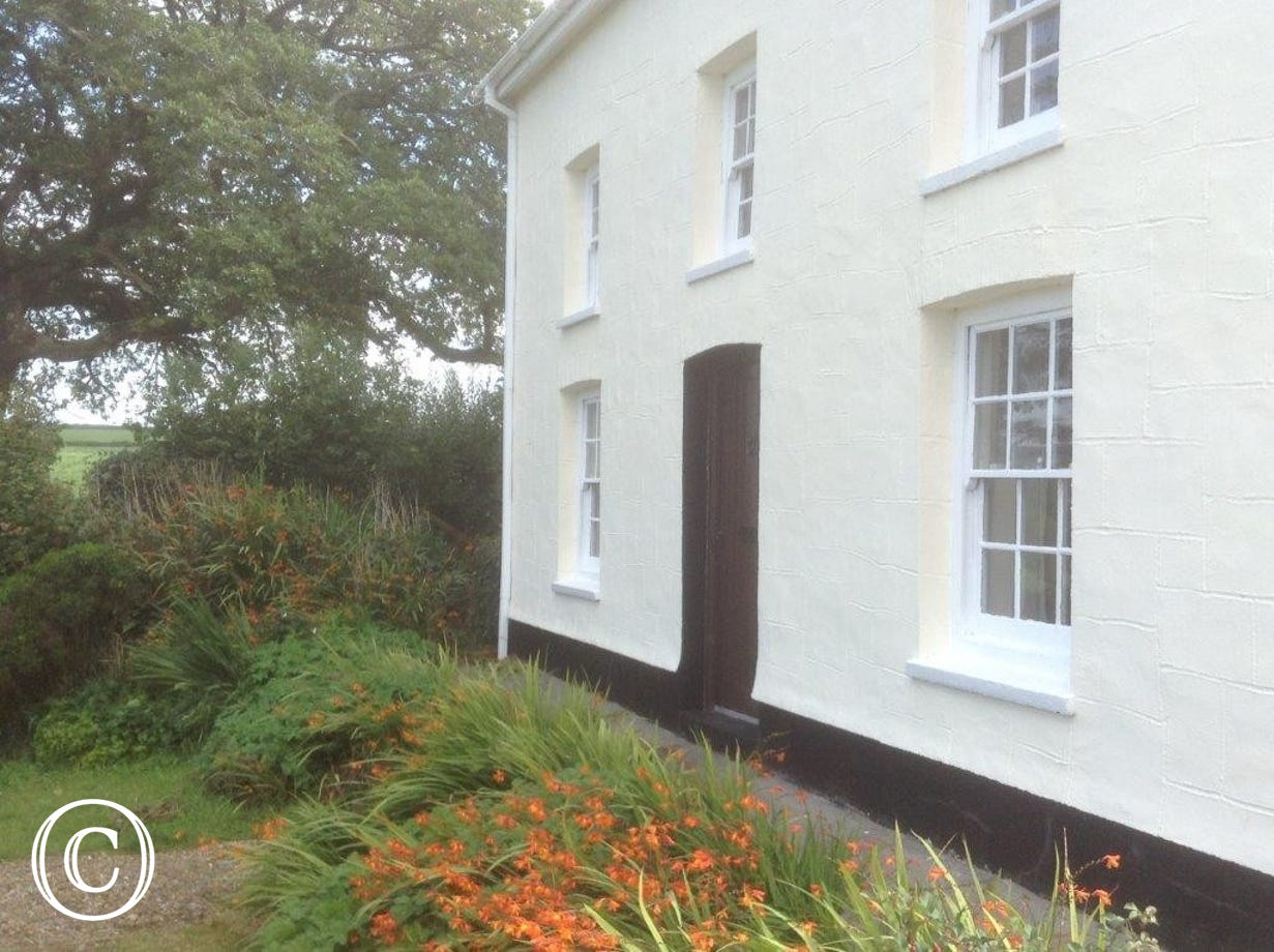 Self catering accommodation, a traditional cottage full of character.