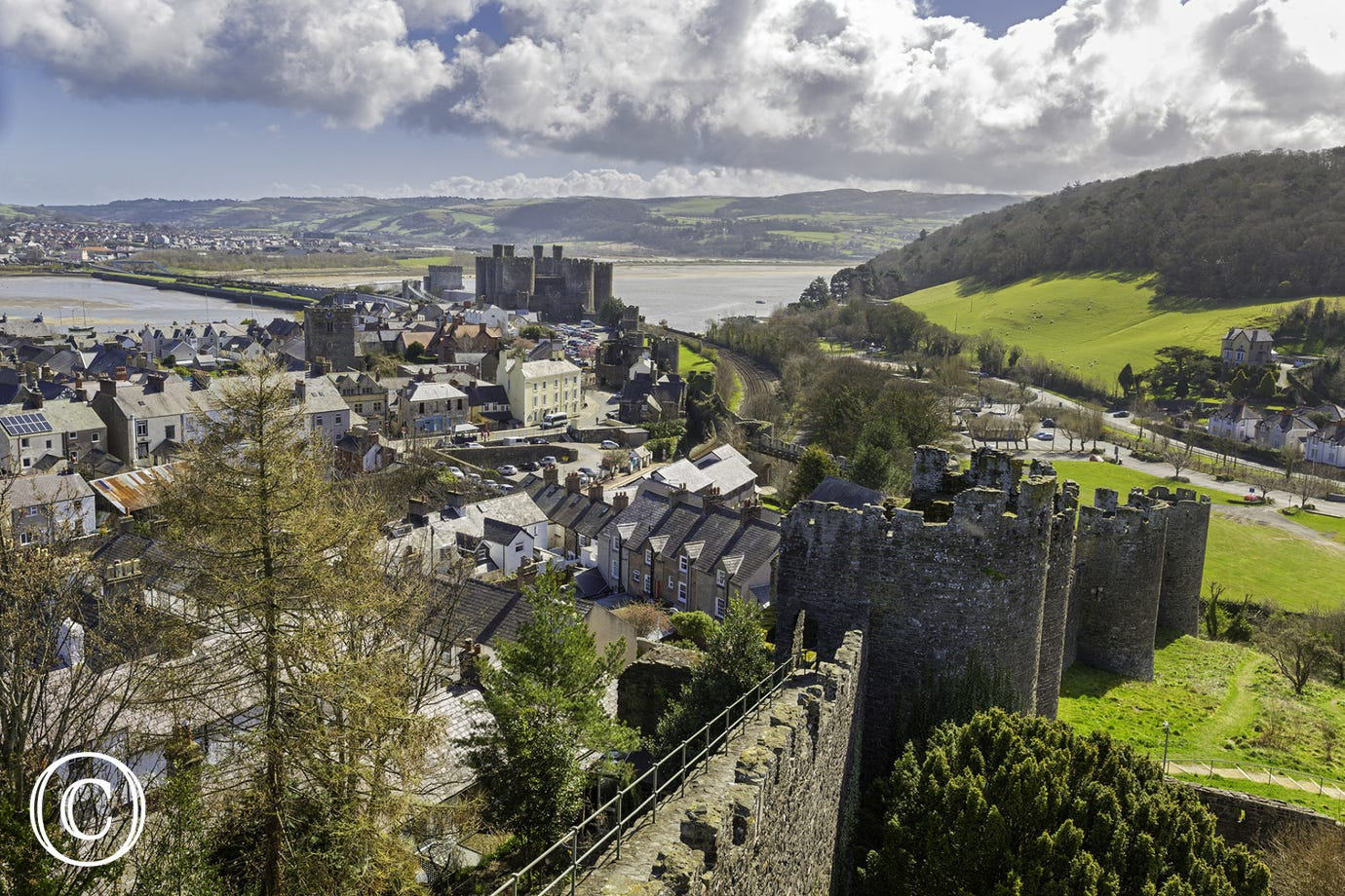 Conwy Walled Town and Castle