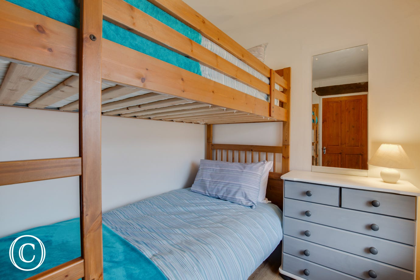 full sized bunk beds