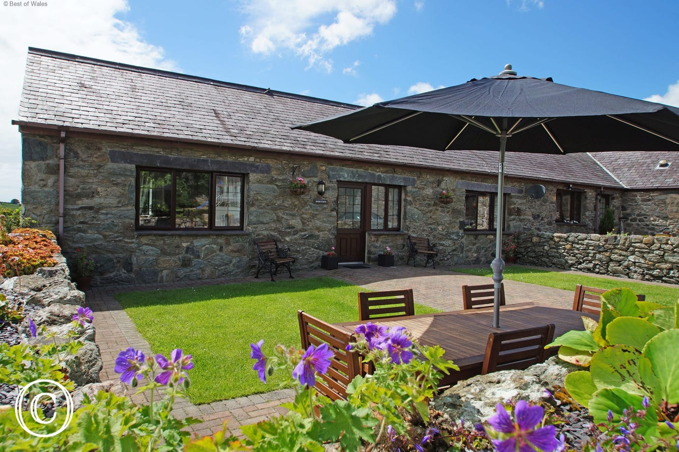 Anglesey self catering cottage offering disabled friendly holidays
