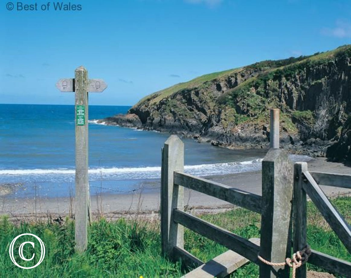 Self catering holiday cottage - Newport Pembrokeshire