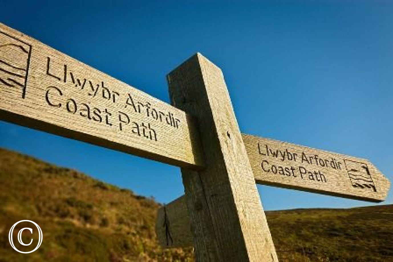 Try out a section of the Wales Coastal Path