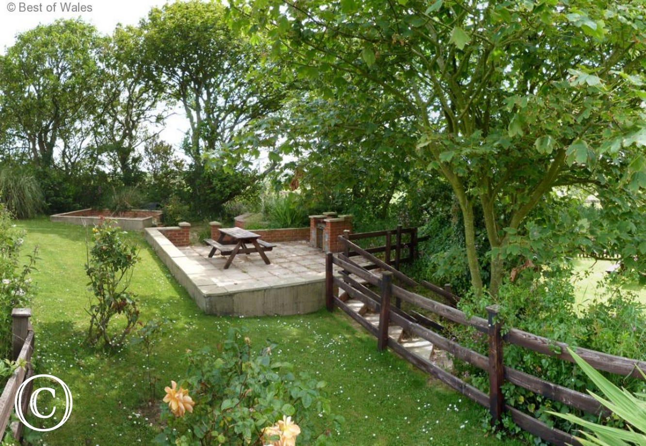 pet friendly Holiday Cottage  - enclosed garden