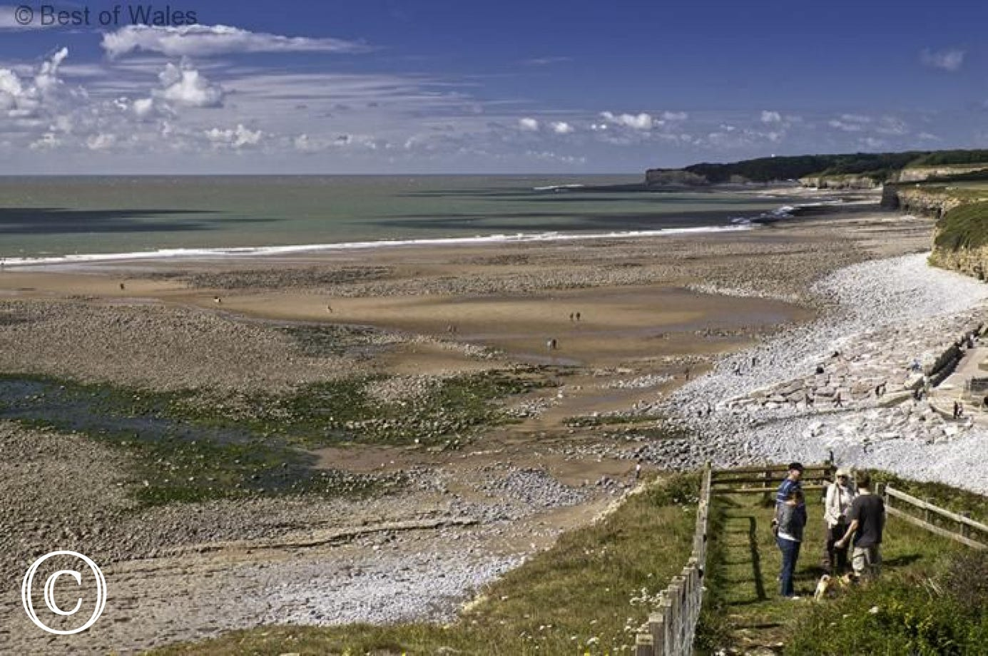 Glamorgan Heritage Coast on your doorstep