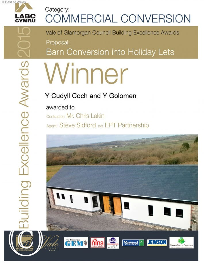 Award Winning Cottage