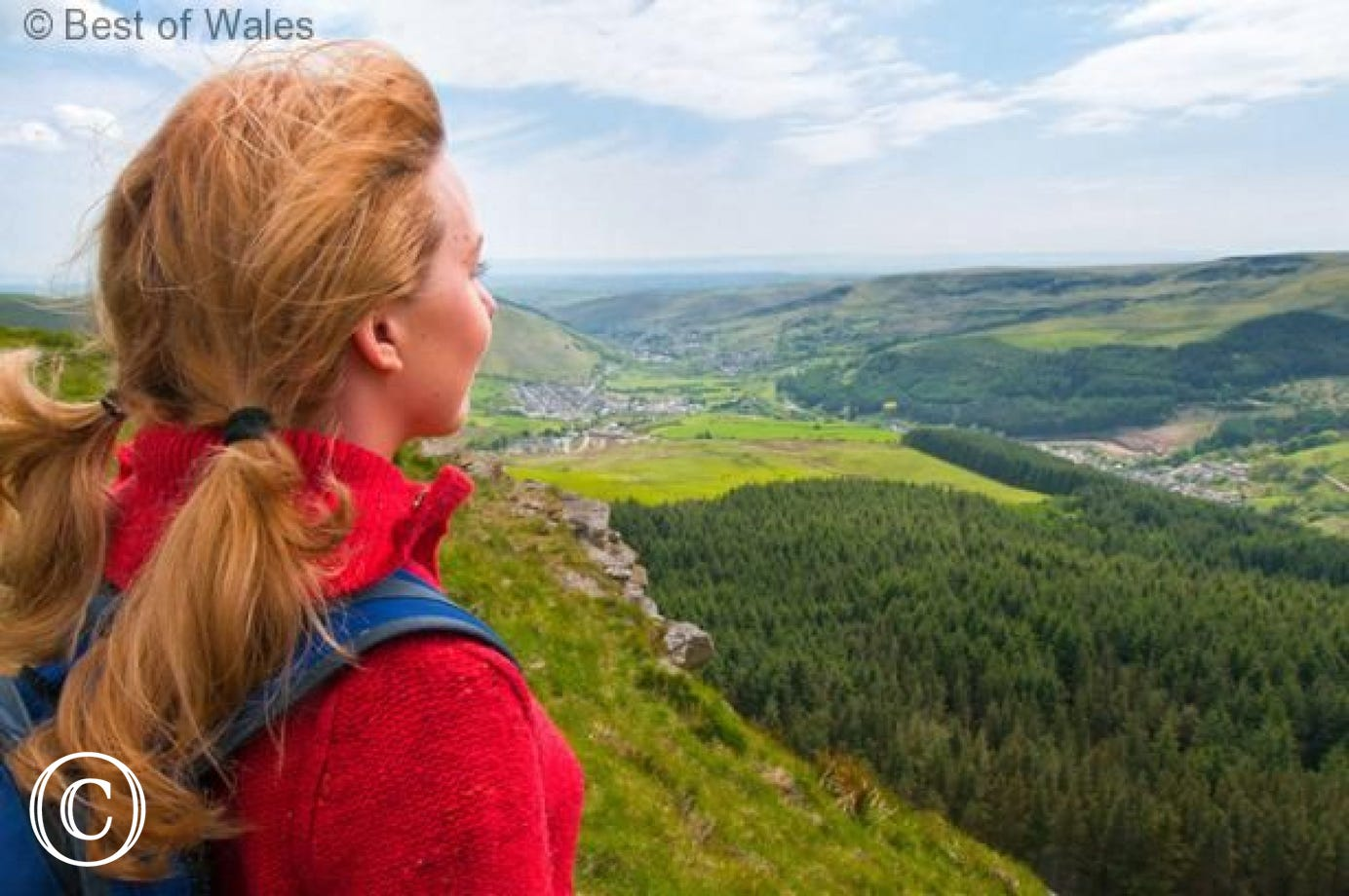 The beauty of the South Wales Valleys