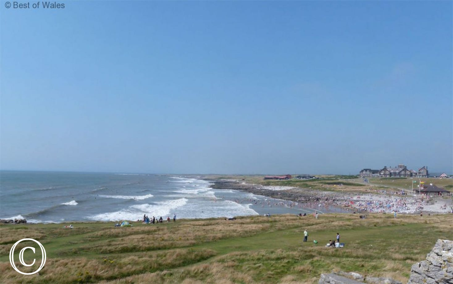 Rest Bay Porthcawl