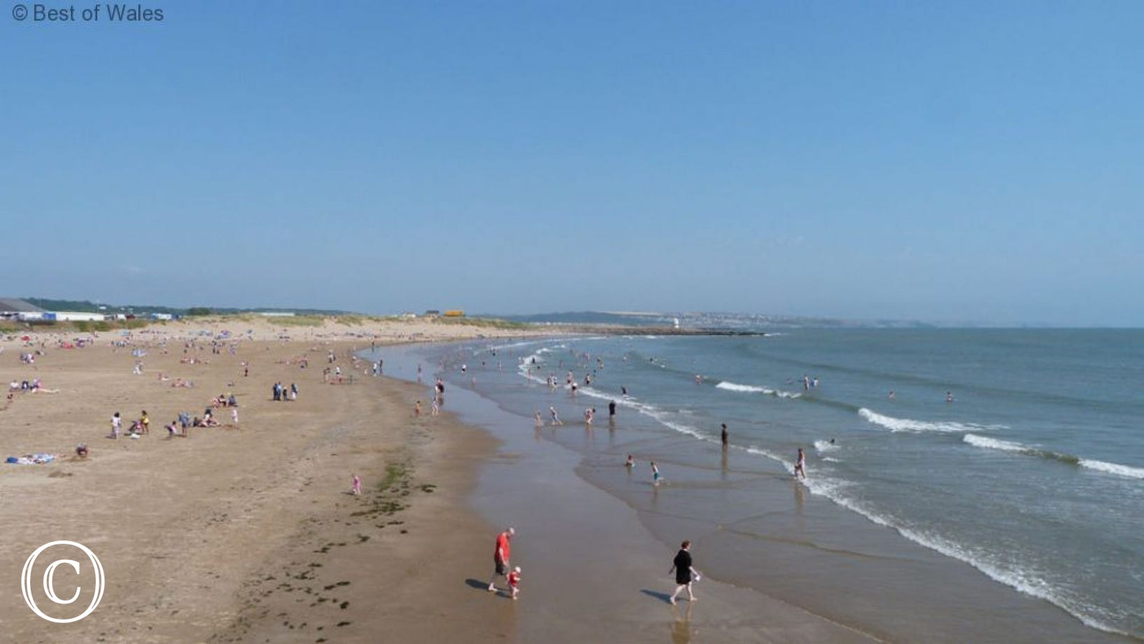 Newton Beach Porthcawl