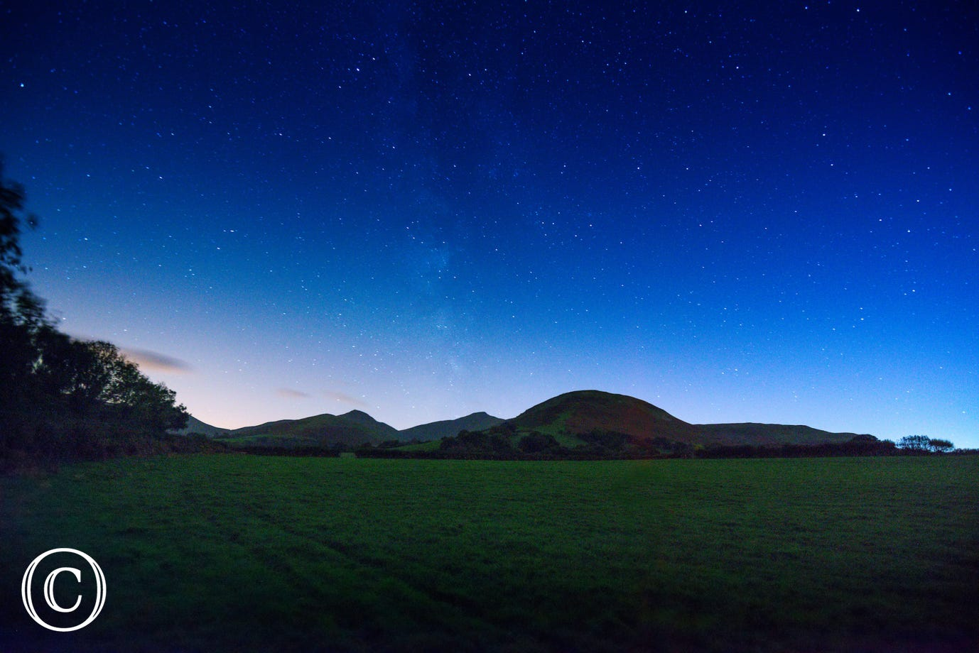 Brecon Beacons - Dark Skies Reserve