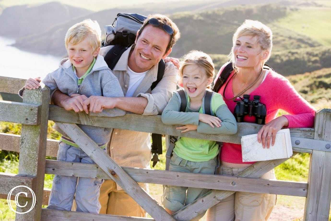 Enjoy the Pembrokeshire coastal paths with the family