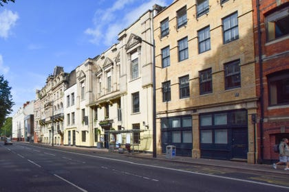 Luxury city centre apartment located on Westgate Street in Cardiff