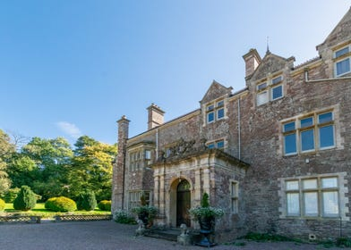 TY COETS - COACH HOUSE apartment with a gorgeous country house in Monmouthshire