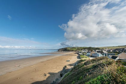 The Beach at Broad Haven - within walking distance