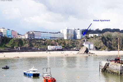 Tenby Harbour View Holiday Apartment