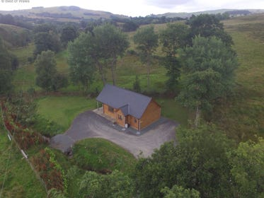 Secluded Mid Wales Retreat