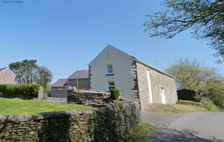 Ysgubor Tawe Holiday Cottage Swasea Valley