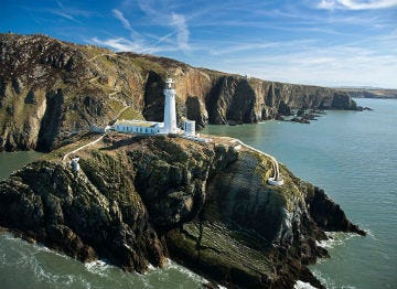 Although small, Anglesey has many attractions and activities