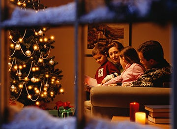 Get together with all your family this Christmas and New Year