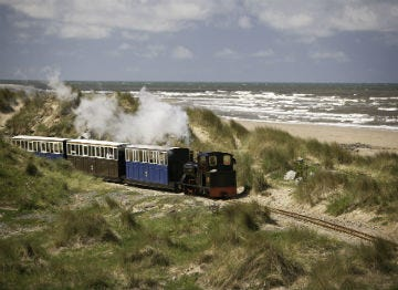 Fairbourne Steam Railway